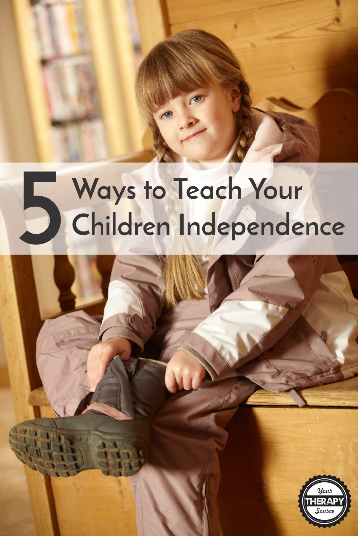5 Ways to Teach Your Children to Be Independent with Life Skills and Daily Routine. Parenting tips.