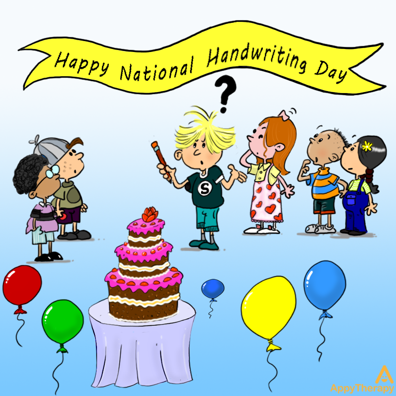 Happy National Handwriting Day from a Handwriting Enthusiast