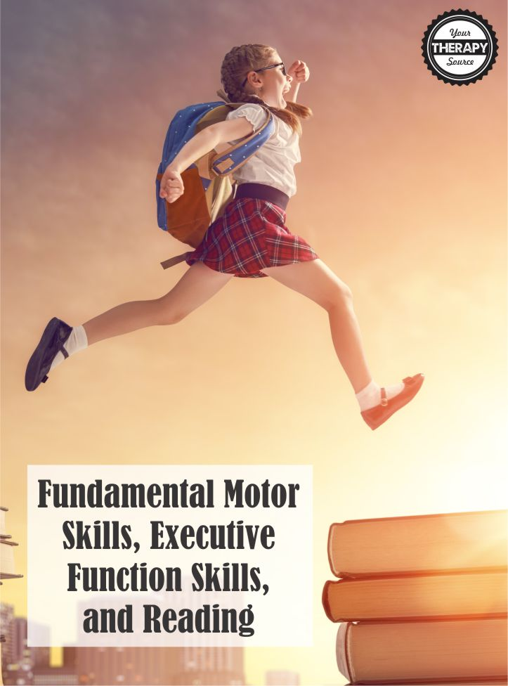 Fundamental Motor Skills, Executive Function Skills, and Reading