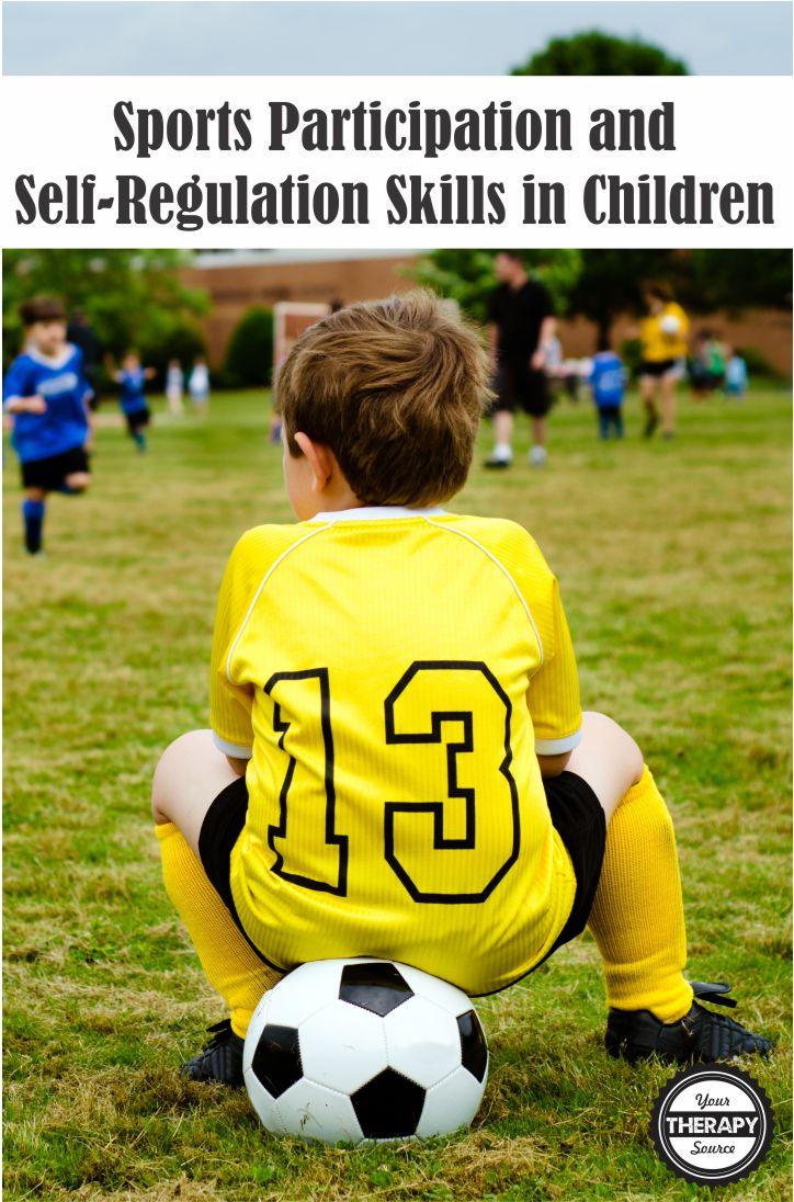 Sports Participation and Self-Regulation Skills in Children