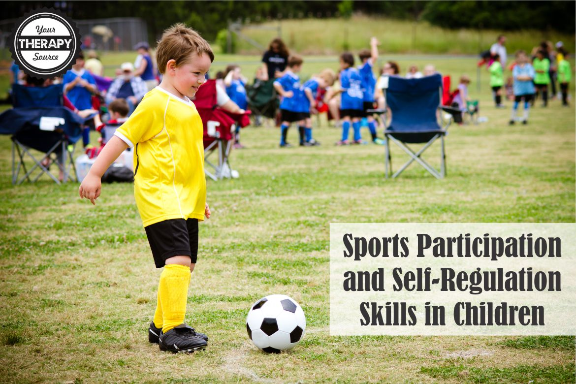 Sports Participation And Self Regulation Skills In
