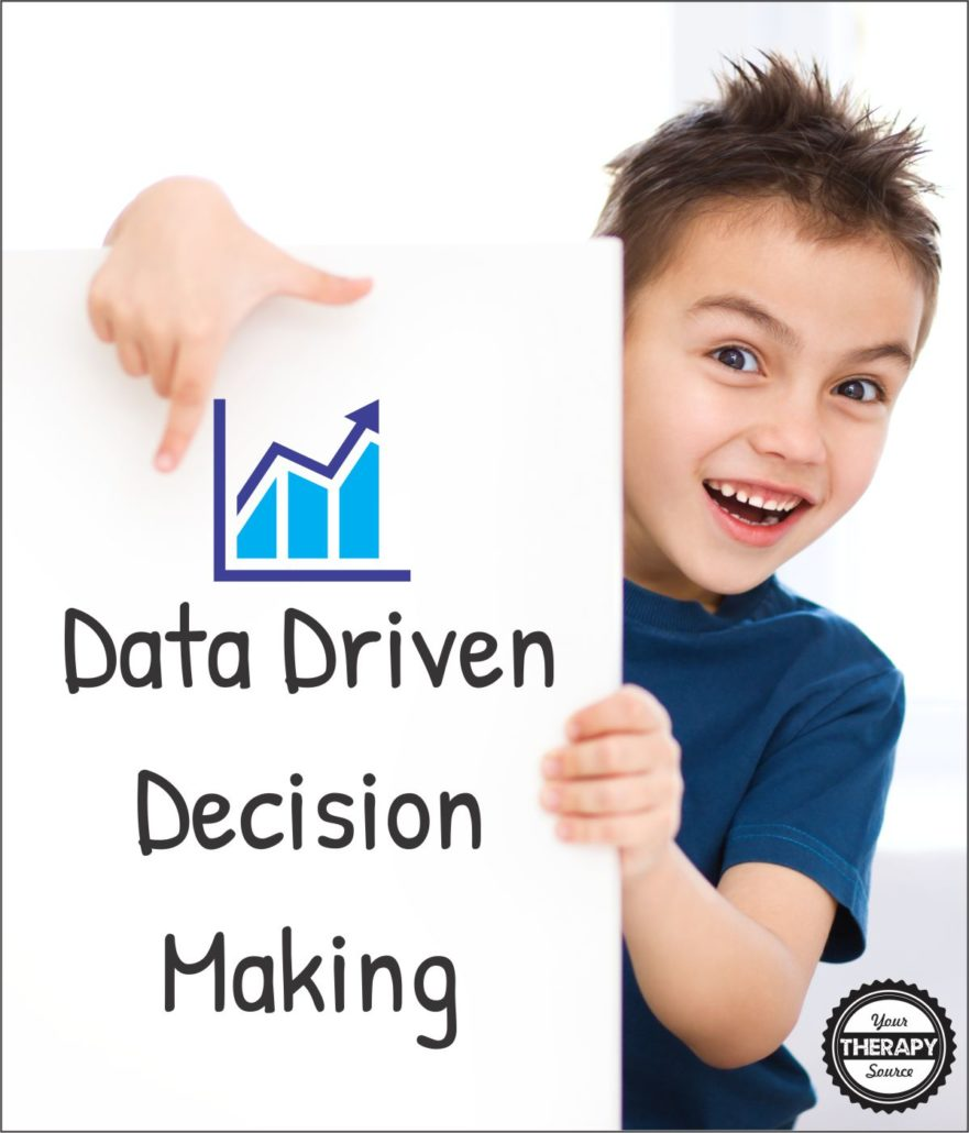 Data Driven Decision Making Process
