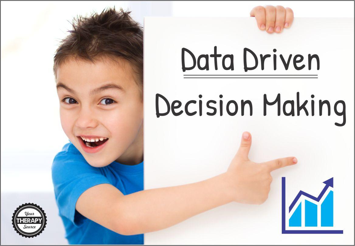 Data Driven Decision Making Process