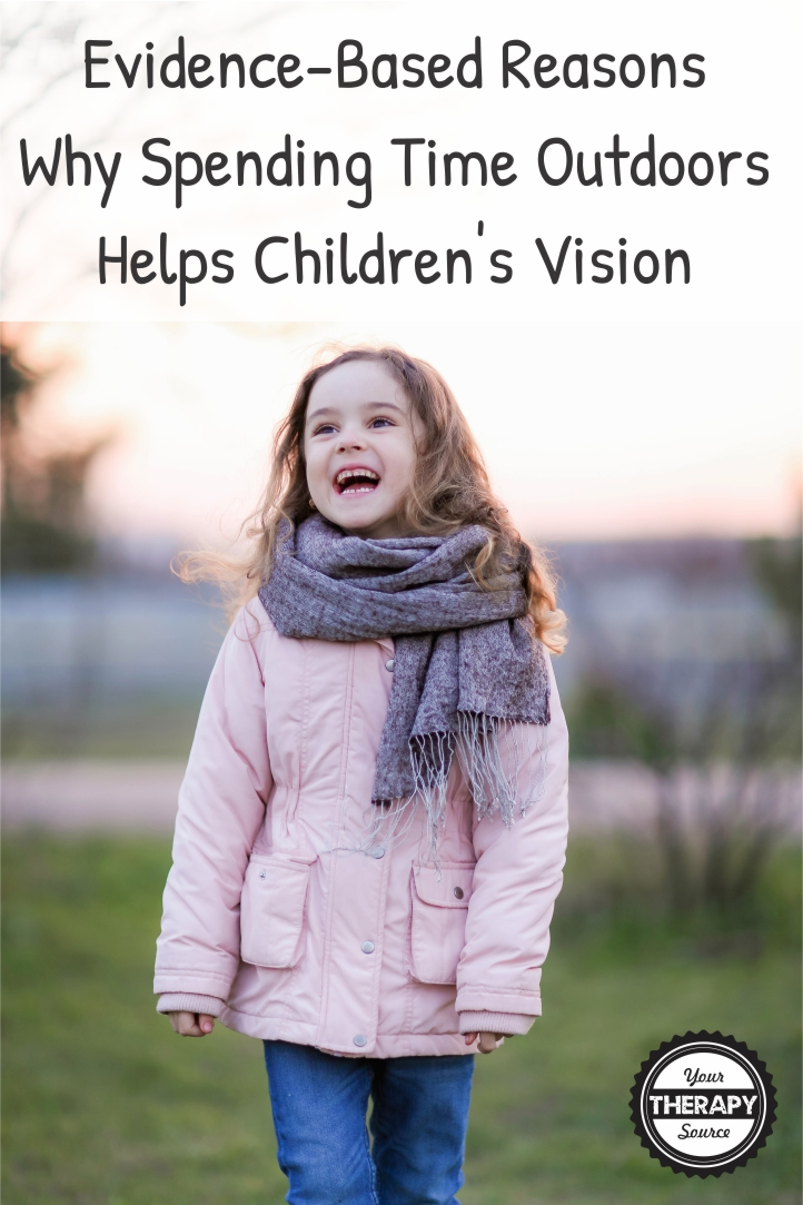 3 Evidence-Based Reasons Why Spending Time Outdoors Helps Children's Vision