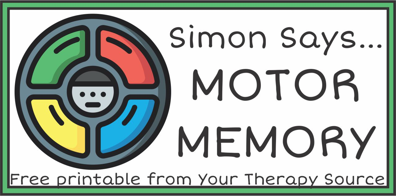 Motor Memory Challenge