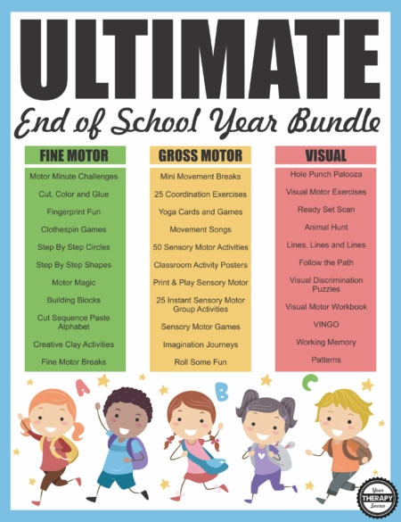 ULTIMATE End of School Year Bundle