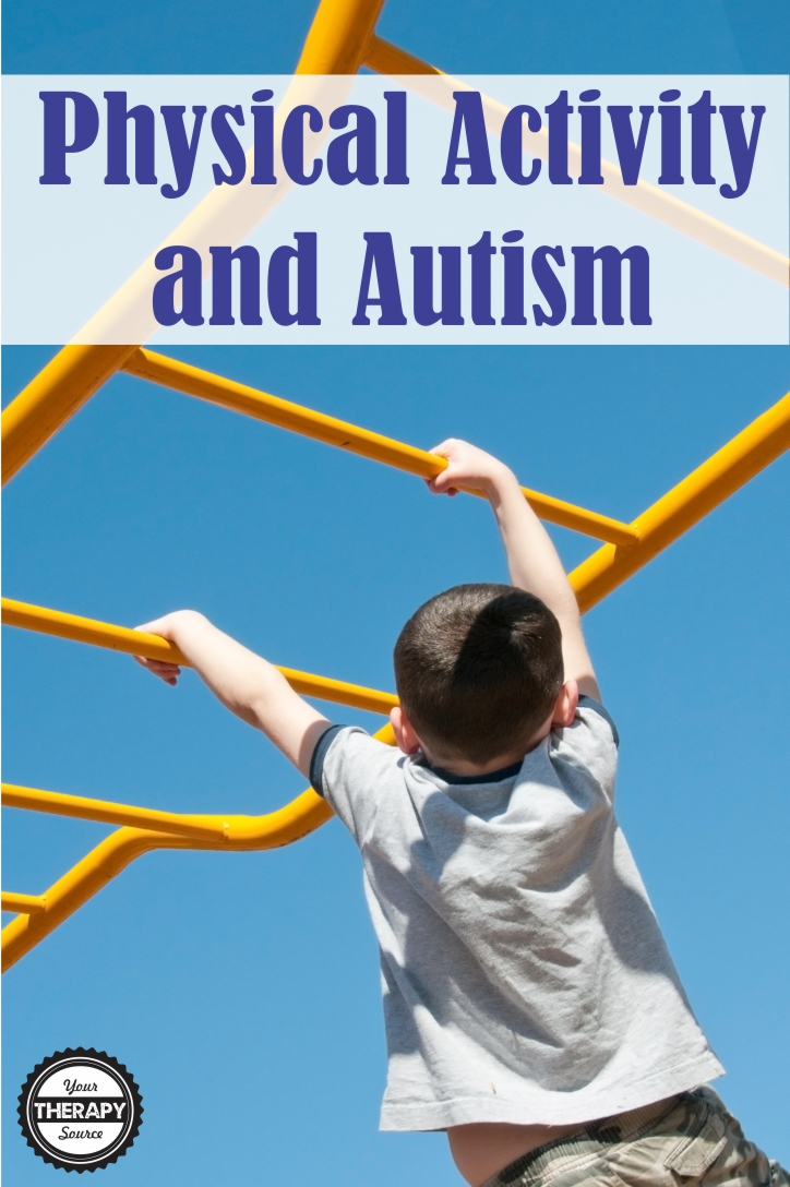 Physical Activity and Autism - Evidence-Based Research