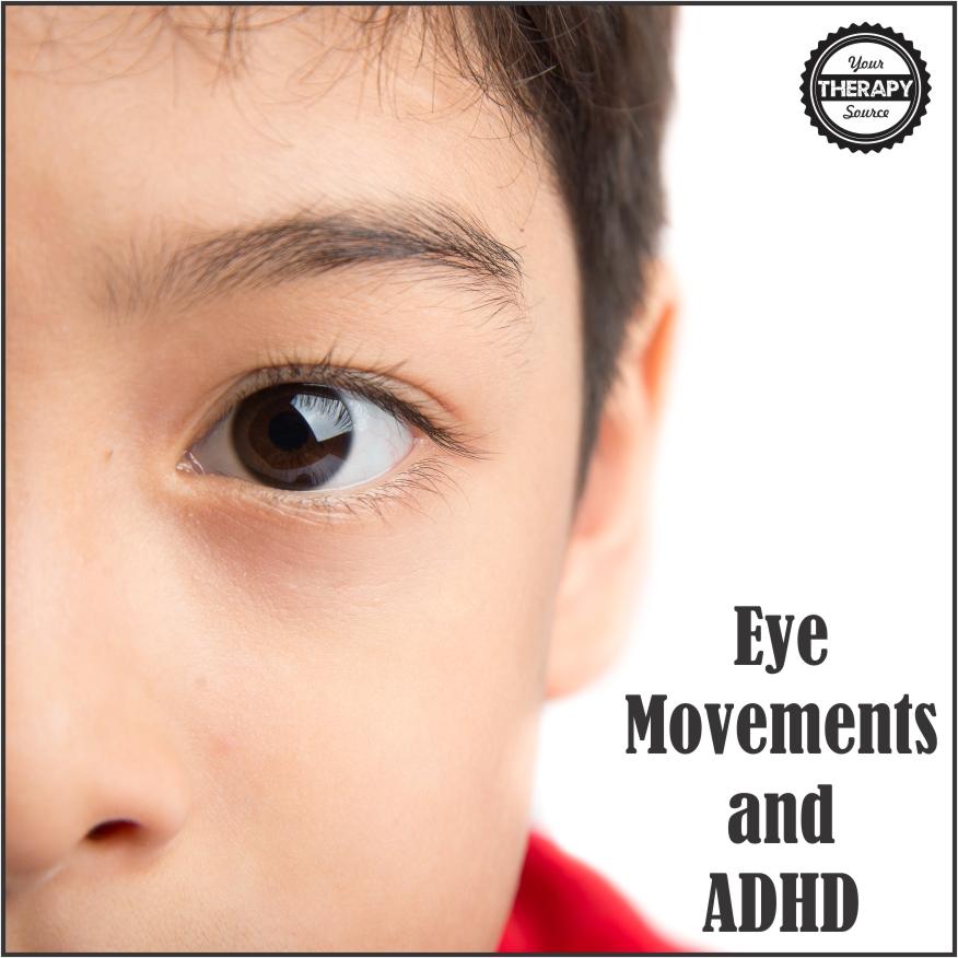 Children with ADHD have decreased attention span and inhibition and increased hyperactivity and impulsivity. Recent research discussed eye movements and ADHD. Approximately 3-7% of school-agedchildren have ADHD, therefore, learning more about the visual system of these children is important.