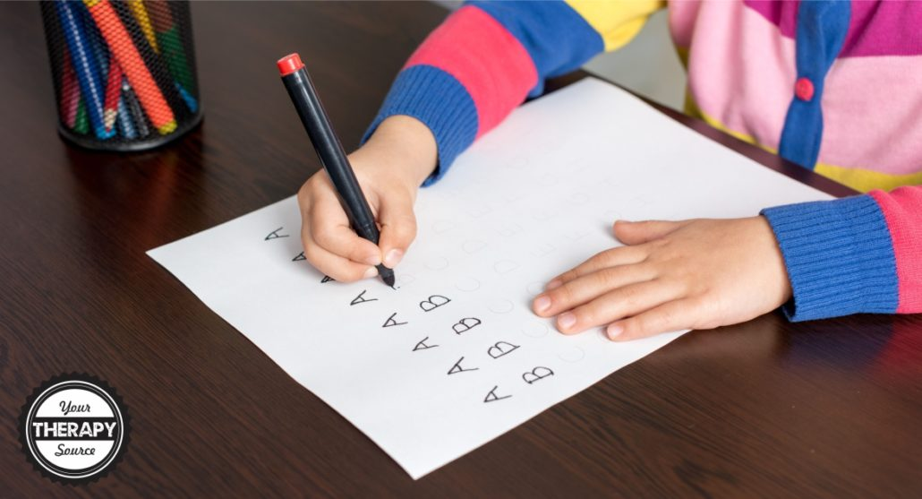 Self-Regulation and Early Writing Skills