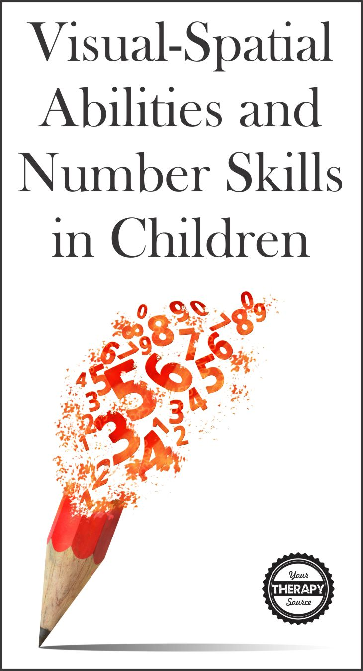 The Journal of Experimental Psychology published research on visual-spatial abilities and number skills in children. The verbal abilities, visual-spatial abilities, and verbal number skills were assessed for the 141 children (5-6 years old) who participated in the study.