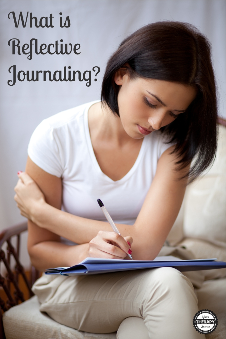 What is reflective journaling