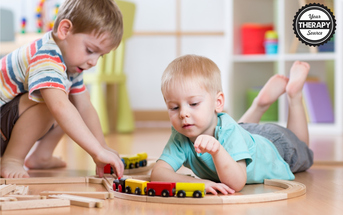 Playtime helps all children develop communication, social, cognitive, and motor skills. Parents, teachers, and therapists need to learn how to facilitate play skills in children with autism.