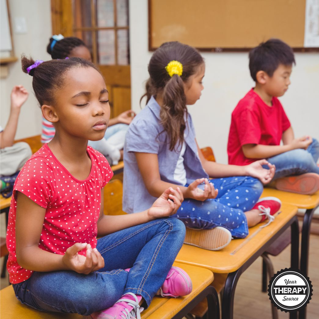 How to use yoga to reduce anxiety in children