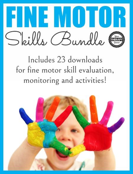 Fine Motor Bundle
