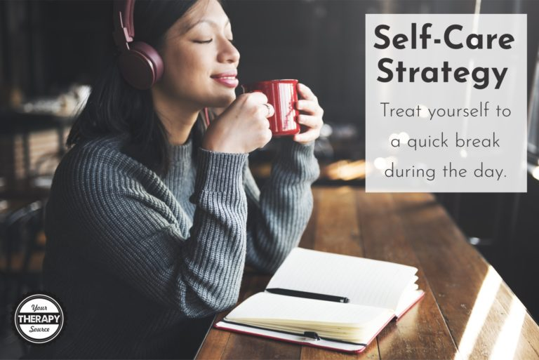 Self Care strategies for your well being