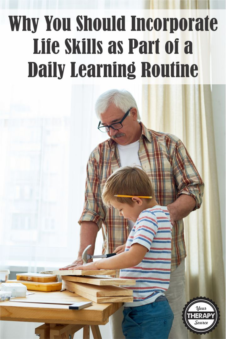 Known to increase confidence and communication as well as a great way to help children retain the academic information they are learning, incorporating life skills as part of a daily learning routine is a great way to help your child prepare for their future.