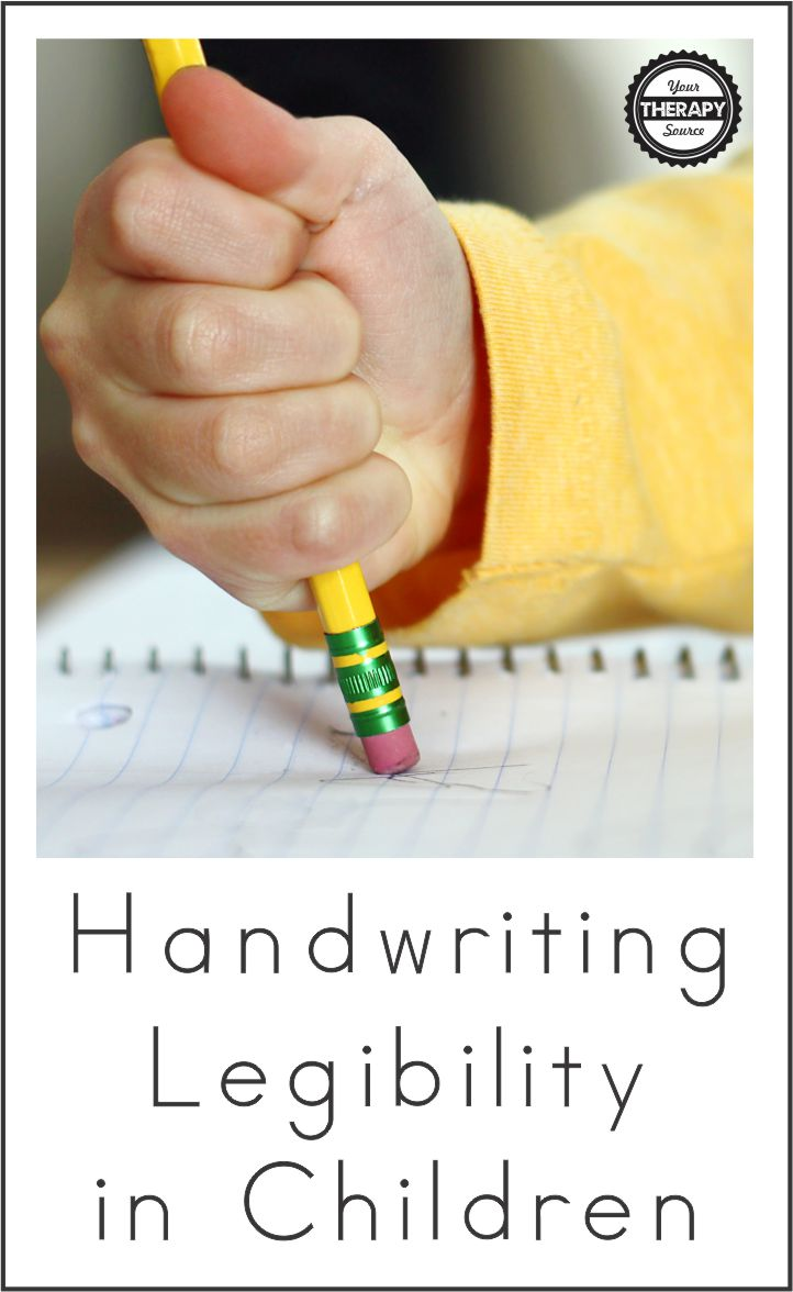 Even in this digital era, handwriting continues to be an important skill for children to master.  When a student's handwriting is not legible, it can be a struggle for the student and the teacher.  Pediatric Occupational Therapists, parents, and teachers can encourage handwriting practice, but sometimes it is hard to quantify whether the student is progressing.  Therefore, the question is how do you measure handwriting legibility in children?