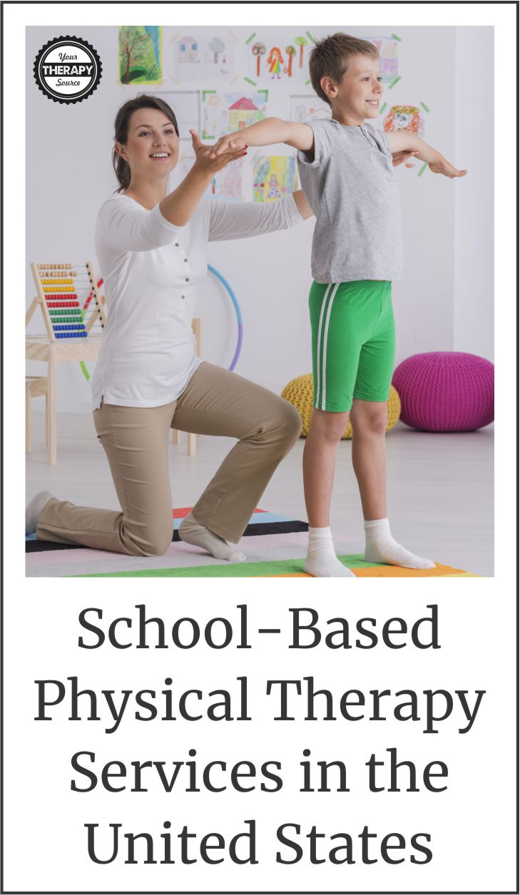 Recently, Physical Therapy published research on school-based physical therapy services in the United States.  A prospective observational cohort study was completed to determine the school-based service that students received and what activities and interventions physical therapists implemented.  In addition, the researchers explored if services differed based on the student's functional gross motor ability and age.