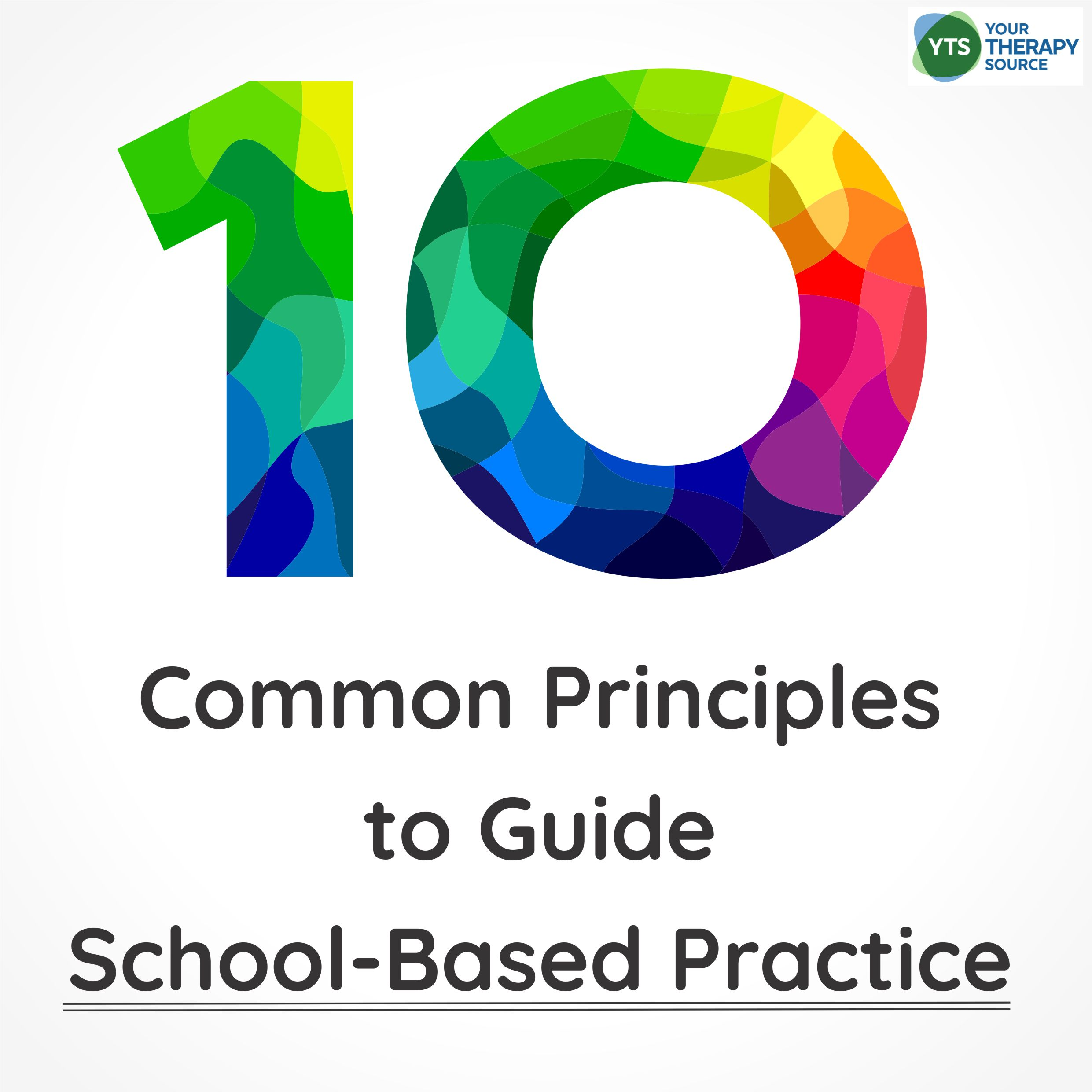 Recently, Child: Care, Health and Development published a review to look closely at the current evidence and determined 10 common principles to guide school-based practice and offer useful strategies for implementation of those principles in the school setting.