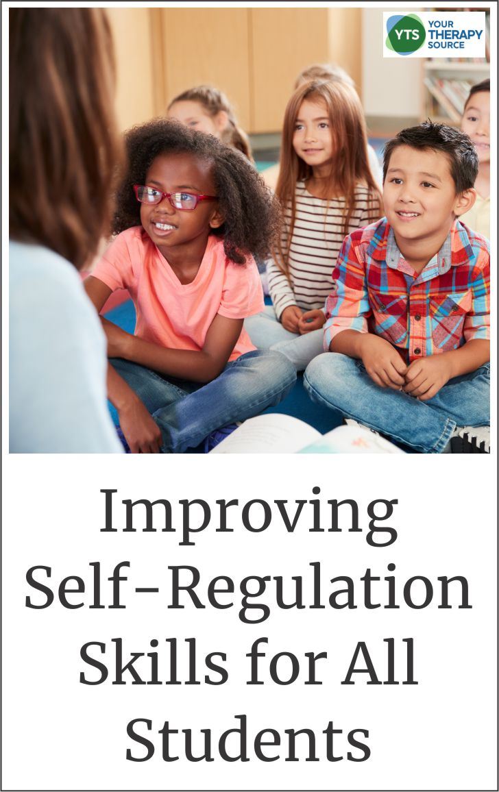 A systemic review and meta-analysis were recently completed on improving self-regulation skills for all students.  There is an increasing amount of evidence supports the positive associations of self-regulation skills with health, social and educational outcomes.