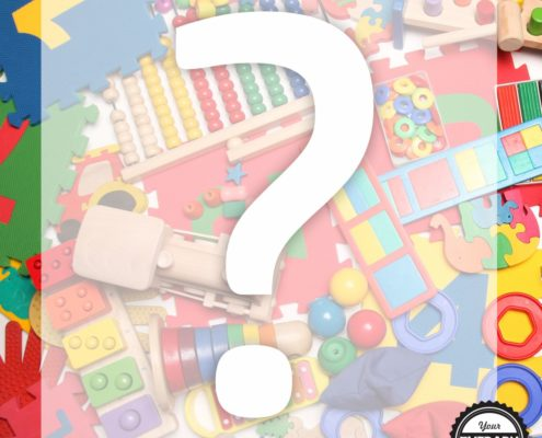 how to select appropriate toys for young children