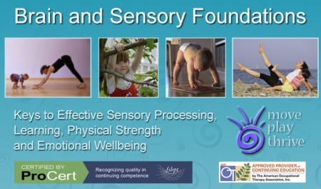 The Brain and Sensory Foundations Course teaches you how to provide powerful help with this proven, evidenced-based system using innate brain-growing movements of infancy and special tools to enhance brain and sensory maturity.