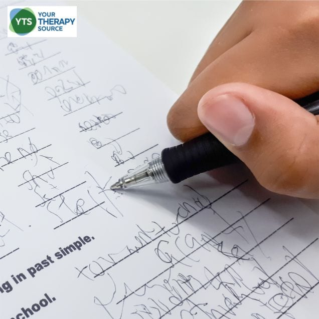How can Occupational Therapy Help Students with Dysgraphia? If you are a teacher, parent or an OT, learn how you can help students with dysgraphia.