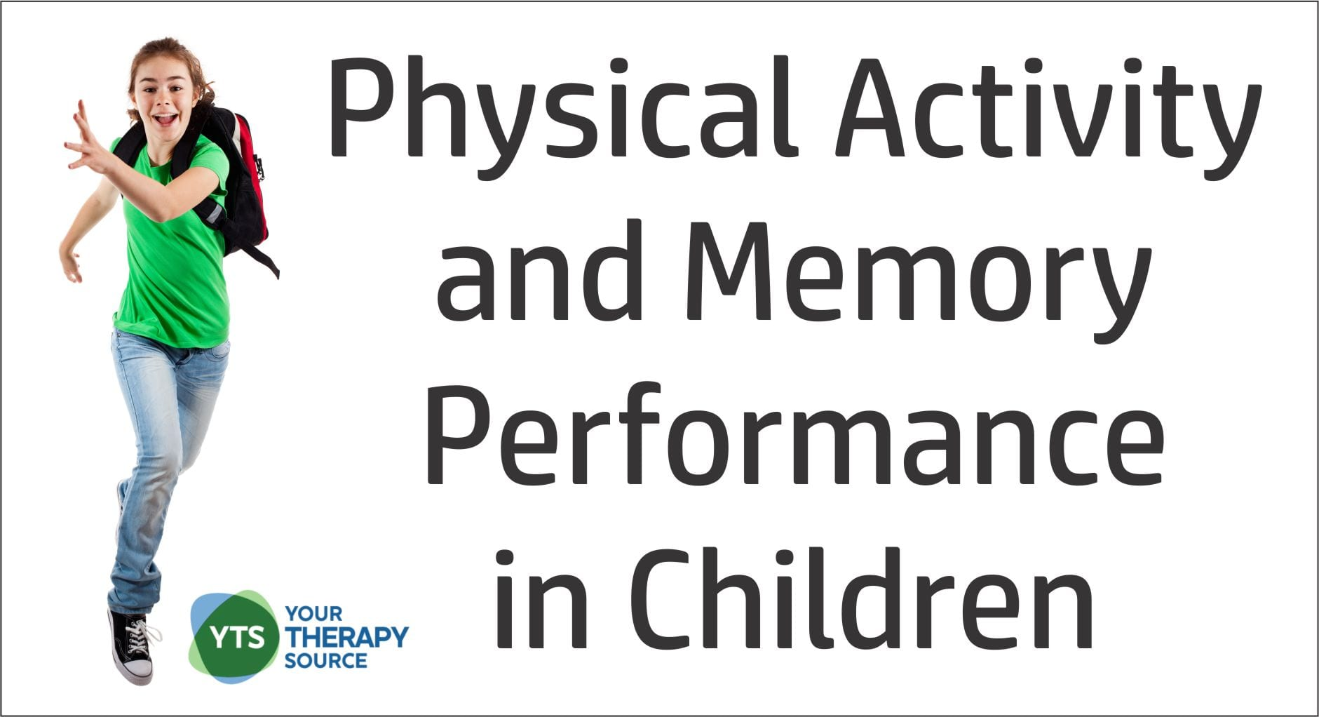 A recent article in the Psychology of Sports and Exercise reported on a study examing the effects of specifically designed physical activities on children's foreign language vocabulary learning and attentional performance. The researchers examined physical activity and memory performance in children.