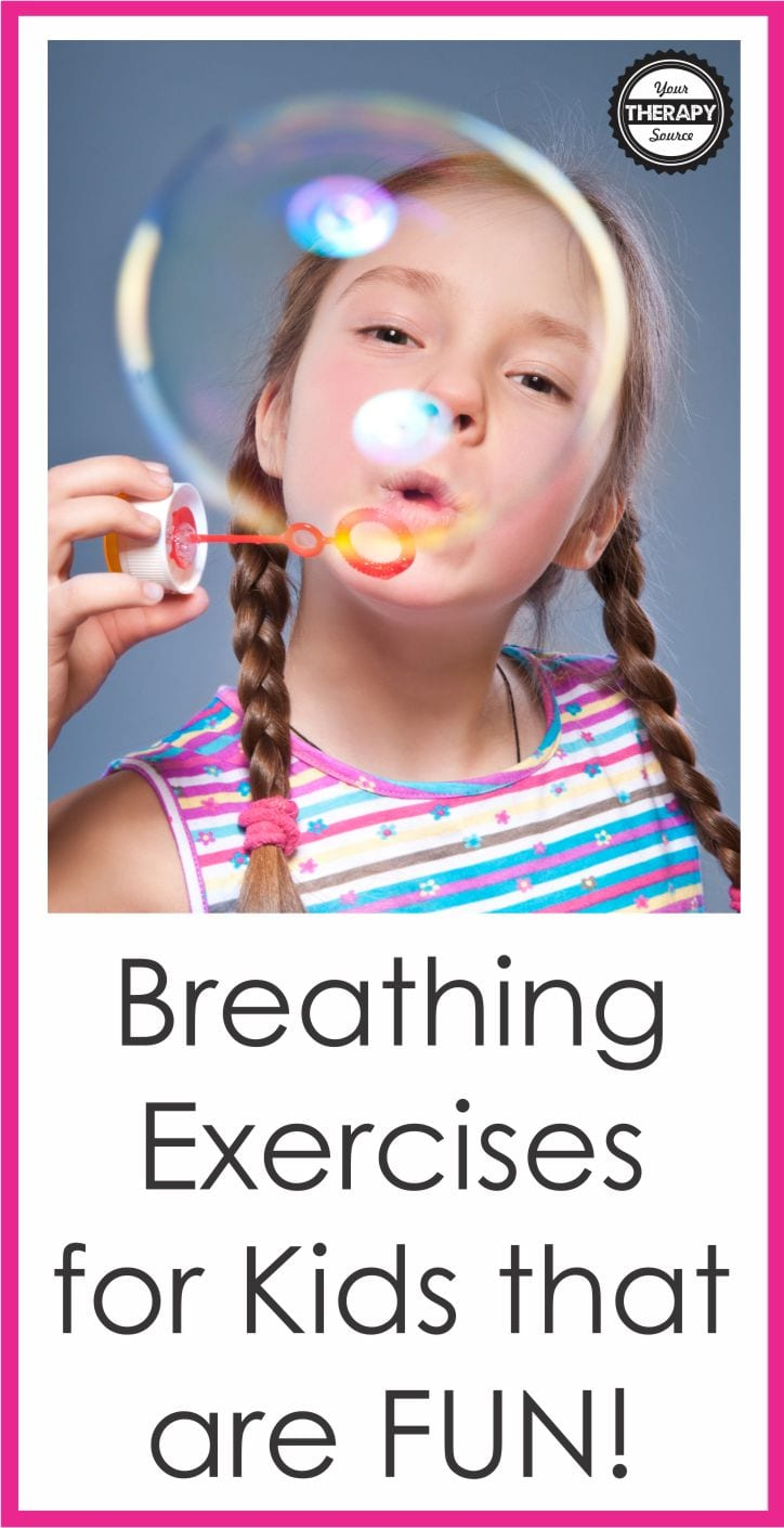 Breathing Exercises For Kids That Are Fun Your Therapy Source