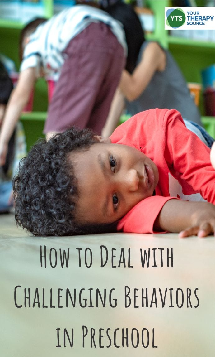 Recent research discovered a novel and fun idea for how to deal with challenging behaviors in preschool and the results lasted for 12 months!