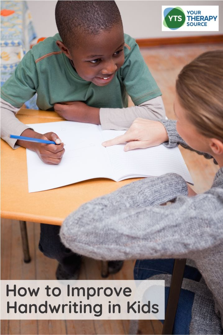 From her 43+ years of experience as a pediatric Occupational Therapist, Dr. Moskowitz offers us her 10 suggestions on how to improve handwriting in kids!