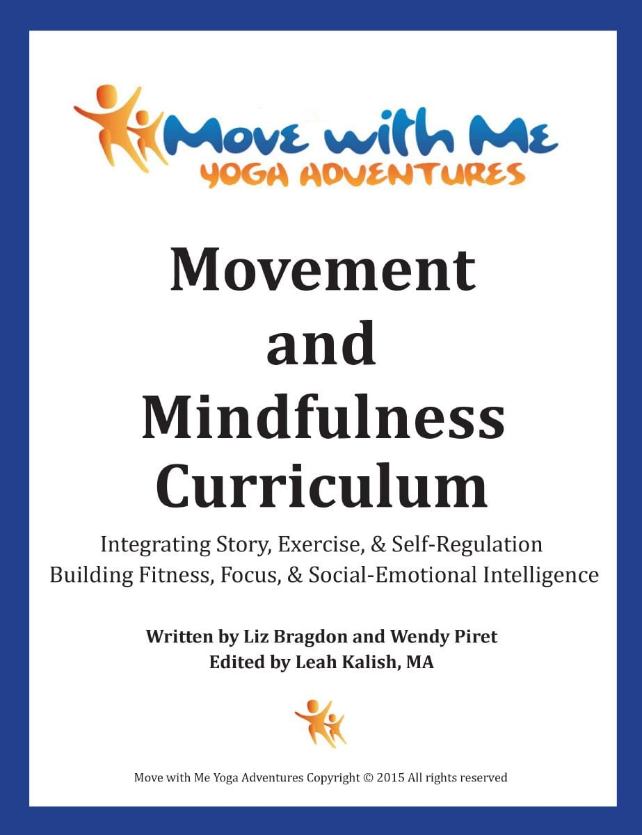 Movement and Mindfulness Curriculum Instant Download