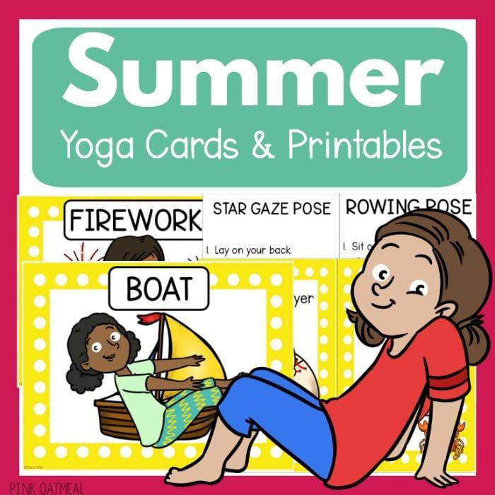 Winter Yoga - Spring Yoga - Fall Yoga - Summer Yoga