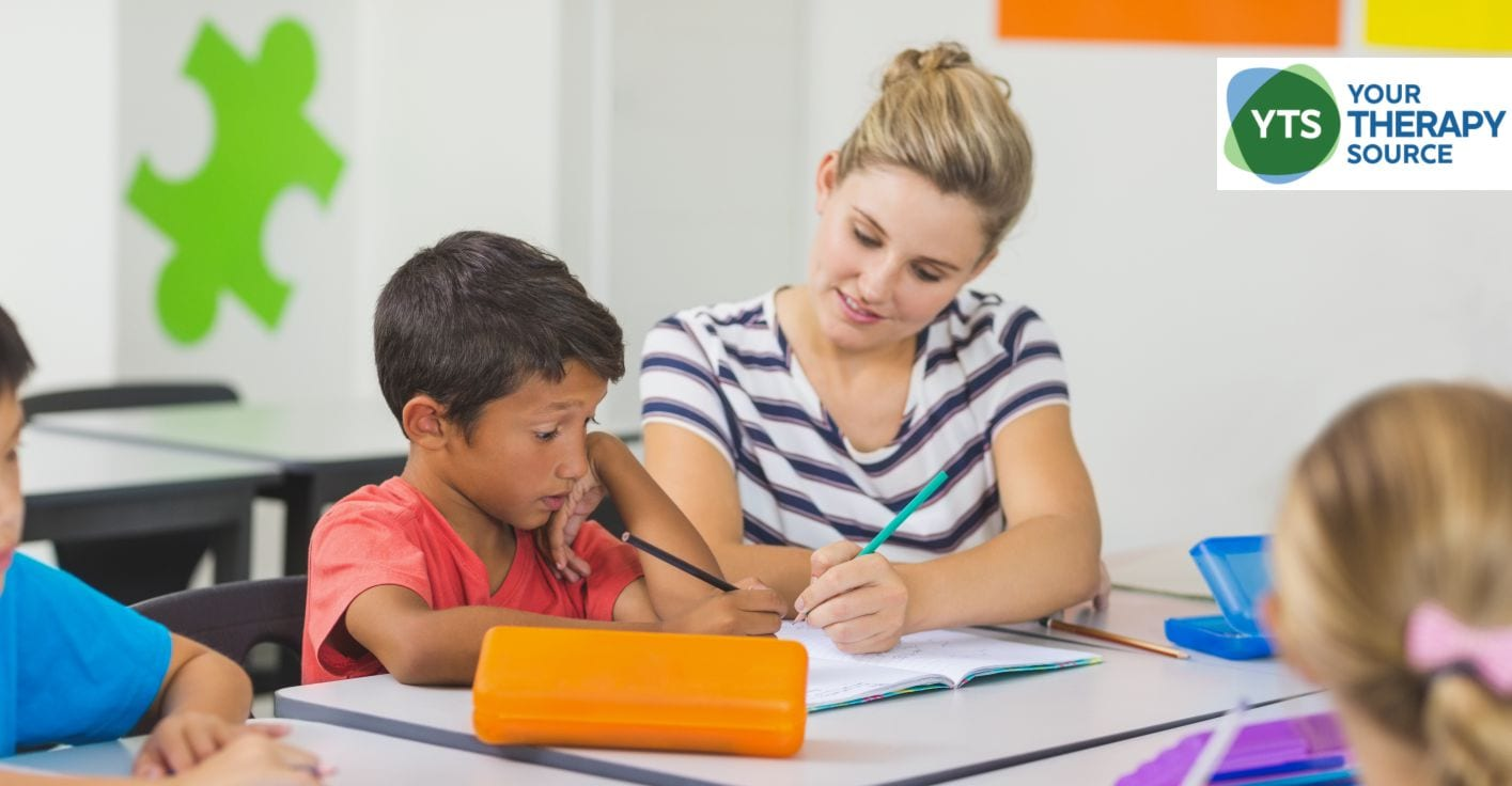 Do you work with students who you refer to school based occupational therapy?When students struggle with fine motor skills, self-regulation, sensory processing, handwriting, organization, or other activities of daily living, they may need extra support to function in the educational environment.