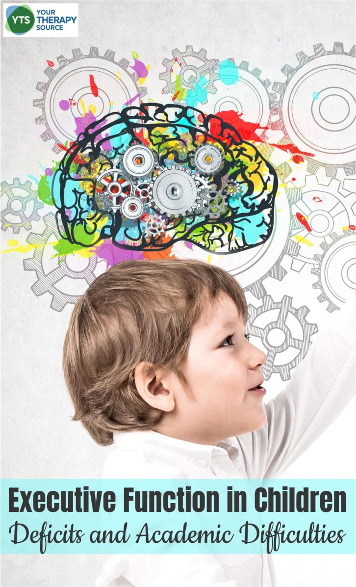 Are you familiar with the importance of the brain development of executive function in children? The skills are essential for students to thrive in the school setting.