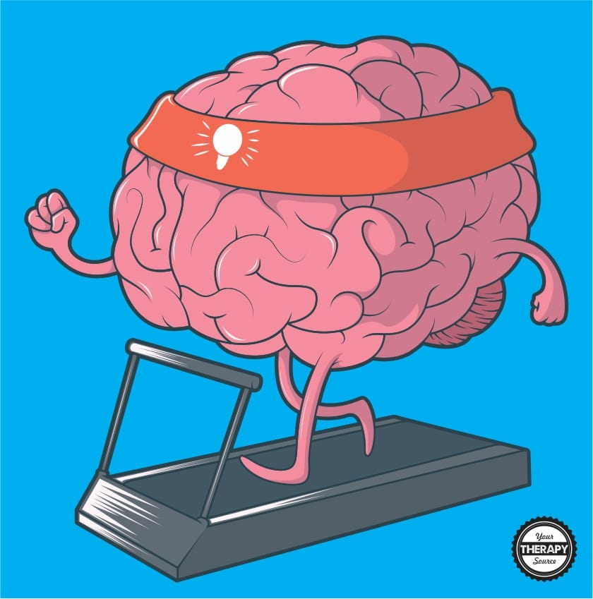 Physical Exercise For Brain Development in Youth - Your Therapy Source
