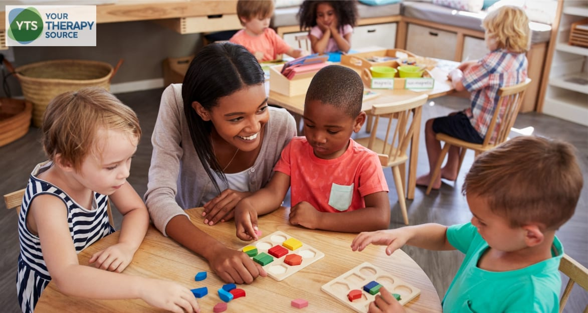 Active play, sensory exploration, and self-care exercises are whole child activities that develop self-regulation in preschoolers and support all other learning.