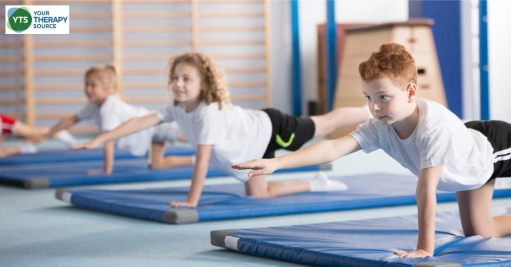 Did you know that coordination exercises for kids provide so many benefits for children especially at school?