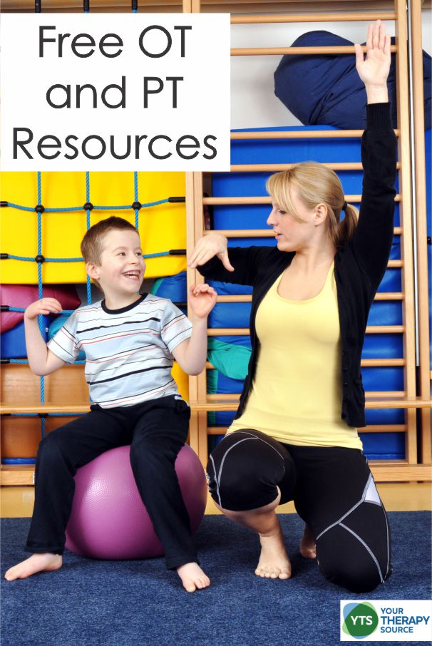 Here are some miscellaneous free occupational therapy worksheets, activities, and physical therapy resources mostly for school-based practice.  You can help children succeed with these creative, fun freebies.