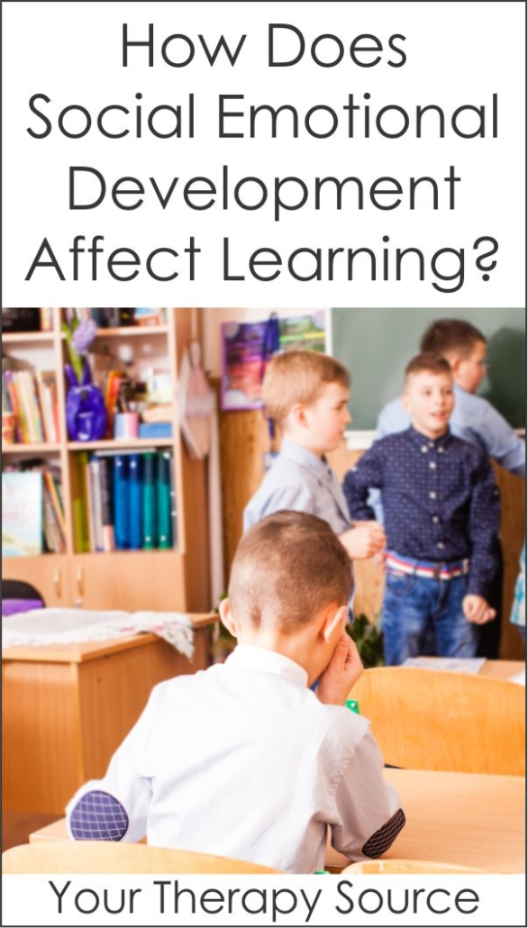 There is no doubt that social emotional learning teaches character. Many years ago the question of how does social and emotional development affect learning was investigated.