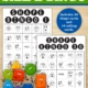 This Shape Bingo printable version is super fun to learn 2D shapes for early geometry skills.Includes 30 bingo boards and 18 calling cards. No prep needed!