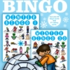 Winter Bingo Classroom Set