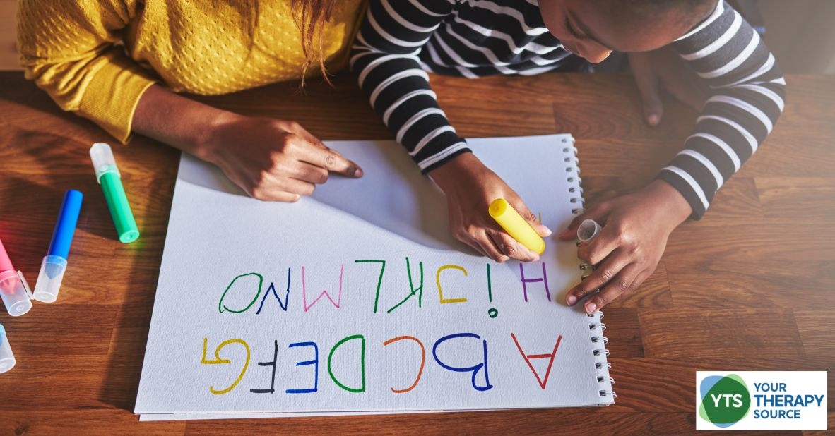 Research was recently published on developmental coordination disorder (DCD) and handwriting to better understand handwriting dysfluency in children with DCD.  The study examined the accuracy and consistency of letter production both within and across different writing tasks.