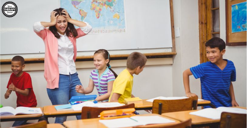 Do you have behavior problems in the classroom? Recent research indicates that increasing physical activity may help.