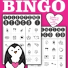 Valentine Bingo Printable Set