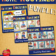 Flexible and Editable Visual Schedules for Home and Self-Help skills created by school-based therapist Thia Triggs, helps children follow the routines throughout the day.