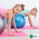 Many times, therapy sessions or home exercise programs focus on pediatric core strengthening exercises.