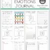 Emotional Regulation Worksheets - For Boys and Girls