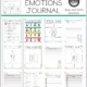 This comprehensive set of Emotional Regulation Worksheets includes 4 different My Emotions Journals to help boys and girls identify and manage emotions and behaviors.