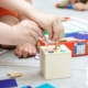 Would you have guessed that up to 60% of the elementary school day requires fine motor skills? It certainly stresses the importance of fine motor skill development for school success.